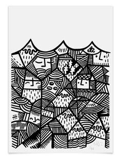 Etc #illustration #pattern