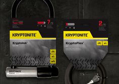 Kryptonite Locks | Mint Design #mint