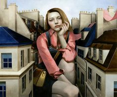 Surreal Paintings by Tran Nguyen