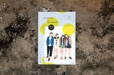 Collect Point Opening : THINGSIDID #young #yellow #graphic #opening #point #collect #fashion #trendy