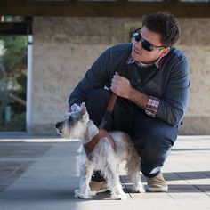 Cognac Harness by Chico & DOG #tech #flow #gadget #gift #ideas #cool