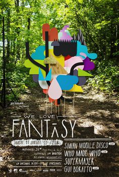 We Love Fantasy #poster