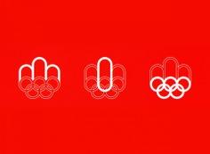 Montréal Olympics. Five Ring Circus. - Canada Modern