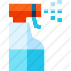 See more icon inspiration related to Tools and utensils, house things, clean, cleaning, spray and bottle on Flaticon.