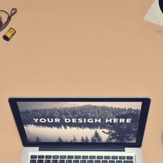 Laptop screen mock up template Free Psd. See more inspiration related to Mockup, Template, Laptop, Presentation, Mock up, Screen, Mockups, Up, Editable, Realistic, Custom, Mock ups, Mock, Customize, Ups and Customizable on Freepik.