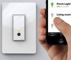 Wi-Fi Light Switch #light