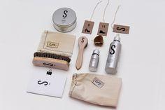 SKINS Package Design