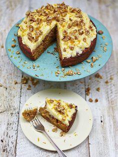 Carrot cake - Jamie Oliver