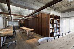 Suppose Tokyo Office by Suppose Design Office #interior #minimalist