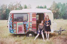 rezdcaravanefar #fashion #colors #trip #camping