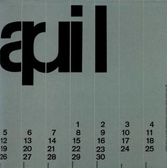 "Image Spark Image tagged ""kalander"" dmciv #graphicdesign #crouwel #posters #wim"