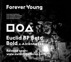 b+p swiss typefaces - Blog #design #graphic #poster #typography