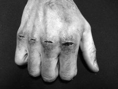 The Death of cool #split knuckles