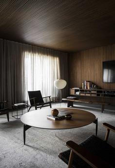 studio mk27, Flat#5, living room