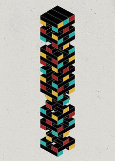 Unusual Words Rendered in Bold Graphics | Brain Pickings #illustration