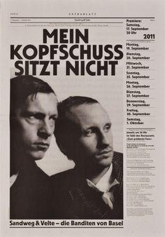 Nina Hug & Stephan Eberlein / Grafikdesign in Leipzig #michael #koch #design #graphic #eberlein #hug