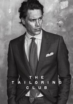The Tailoring Club #model #photography #suit #tailoring