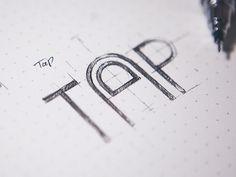 Tap logo by Eddie Lobanovskiy
