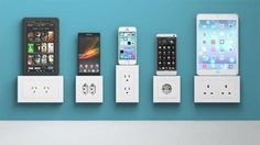 Charge as many gadgets as you can without those annoying cables!