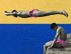 Joe Cruz | PICDIT #painting #design #collage #art