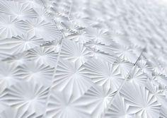 Organic Geometric Concrete Tile by KAZA Concrete concrete tile collection 1