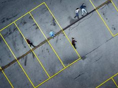 Cheerful Aerial Photography by Sebastien Staub