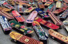 Skates #skateboard #print #pattern #skates
