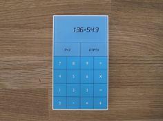Calculator : Alexander Hulme