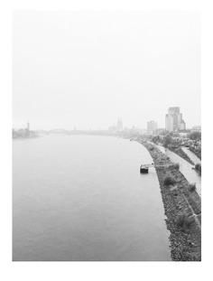 #foggy #cologne PHOTOGRAPHIE © [ catrin mackowski ]