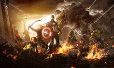 Avengers Infinity War Best Computer Desktop Hd Wallpaper – WallpapersBae