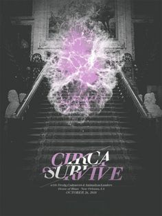 2010 : Lonny Hurley #circa #hurley #design #illustration #poster #survive #lonny