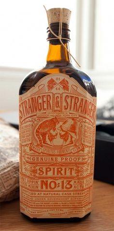 Stranger & Stranger: Spirit No. 13 (NOTCOT)