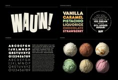 Wauw ice cream by Snask