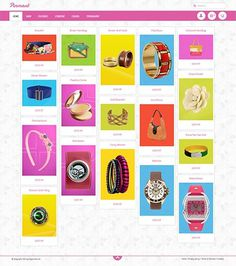 pinterest virtuemart Template #template #responsive #virtuemart #pinterest