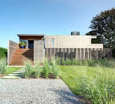 Elegant Eco-Friendly Beach Residence - #architecture, #house, #home, home, architecture