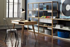 Shop by Room 6 - Design Within Reach - Workspace - Design Within Reach #workspace