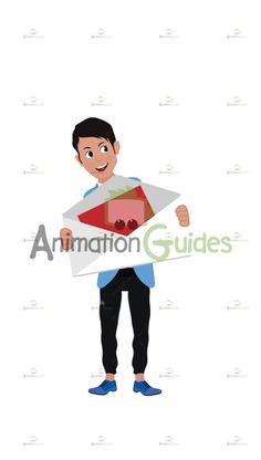 Josh Businessman Free Illustrations Pack – Animation Guides