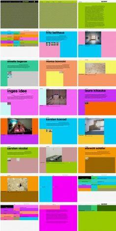cyan #webdesign