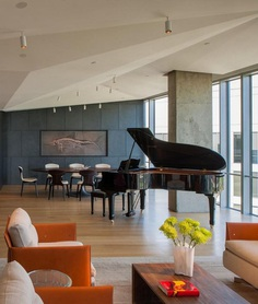 Waterview Condominium Affords Views of All the Major Washington DC Monuments