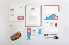 Smutje – Fisch am Eck #stationery