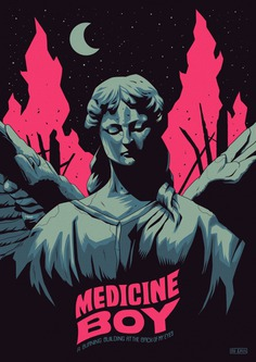 Medicine Boy Poster