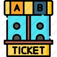 See more icon inspiration related to ticket window, miscellaneous, entertainment, theatre, theater, tickets, cinema, train and window on Flaticon.