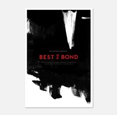 bond_02 #bond #james #paint #poster #007