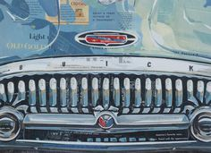 GALLERY | Nathan Stromberg #collage #car