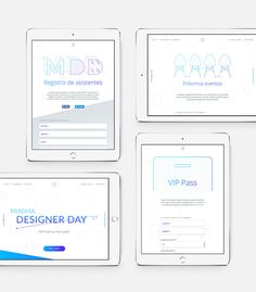 Minima Designer Day #landing #page #designer #day #event #conference #annual #graphics #colors #maracaibo #venezuela #graphicdesign #dot #li