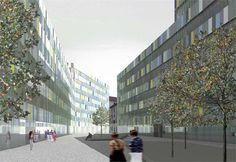 © Sauerbruch & Hutton #hutton #color #sauerbruch #architecture #and #fields #facades