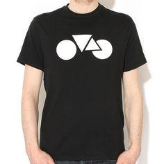 Shapes Bike T-shirt #fashion #illustration #design #tshirt
