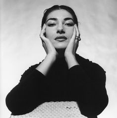 All sizes | Maria Callas, by Cecil Beaton, 1957 | Flickr - Photo Sharing! #maria #callas #cecil #beaton