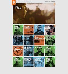Venables Bell #interactive #uxui #design #interface #website #digital #experience