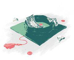 Illustrations by Sabrina Smelko #arts #illustrations #inspirations